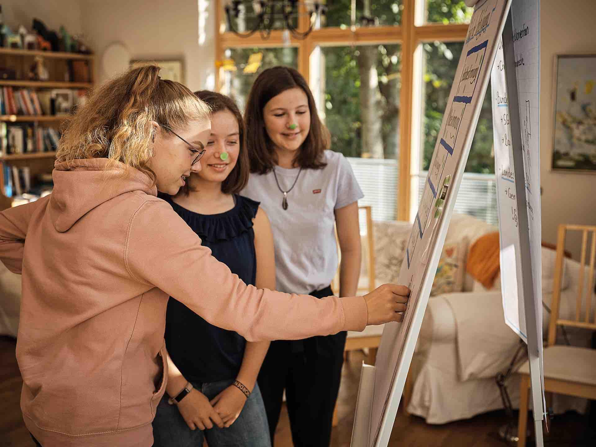 Grundlagenkurs Kinder und Jugendbeteiligung